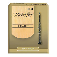 Rico Mitchell Lurie Bb Clarinet Reeds Box of 10 - 3.0