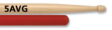 Vic Firth American Classic Hickory Drum Sticks - 5A Vic Grip Wood Tip