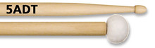 Vic Firth American Classic Hickory Drum Sticks - 5A Dual Tone Wood Tip