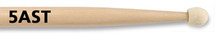 Vic Firth American Classic Hickory Drum Sticks - 5A Soft Touch Felt Tip