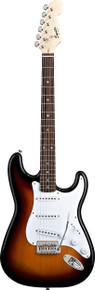 Squier Bullet Hard Tail Stratocaster - Brown Sunburst