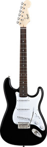 Squier Bullet Hard Tail Stratocaster - Black