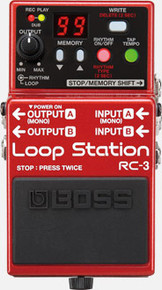 Boss RC-3 Loop Station Effects Pedal