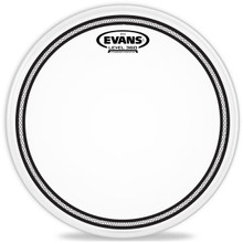 Evans EC2S Frosted Drum Head - 12""