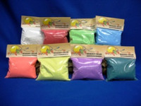 Calcium Sand • Assorted Colors • 2 Pound bag