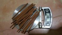 Indonesian Sandalwood short thick sticks 50 g