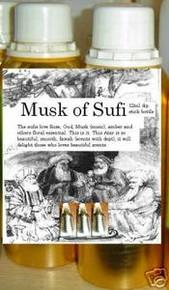 The musk of Sufi Atar 12 ml