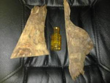 Aged Wild Royal Indonesia Finest Sandalwood Oil 1ml
