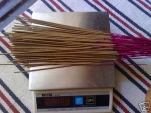 1000g- Malaysian Kyara Agarwood/Aloeswood incense sticks