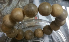 Agarwood/Aloeswood Oud beads, Burma 16mm & 17grams very good quality