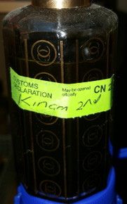 Aloeswood/Agarwood/Oud Kinam oil 3cc vintage batch 01062019