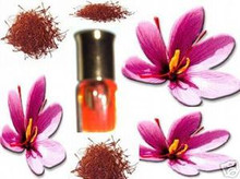 Pure Saffron Oil 6cc - zafran oil