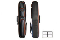 Delta Cowboy Leather 2x4 Soft Case Brown - 035-515-BN