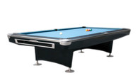 President V Pool Table - 7FT - Black - 002-037-BK-7