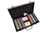 Poker Chip Set - 300pcs -  200-001