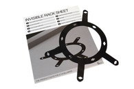 Invisible Turtle Rack Sheet - 050-000-JP