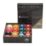 Aramith Tournament TV Billiard Ball Set - 040-100