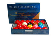 Aramith Tournament Champion Snooker Ball Set - 041-005