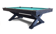 Oakville Pool Table - 8FT - 002-003O