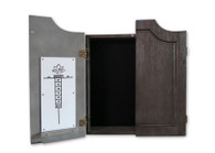 Dartboard Cabinet Rustic - Prince - 100-401-P