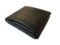 8 Foot Leatherette Pool Table Cover - Square Corner - 069-1003-BK