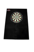 Delta Dartboard Surround 6-piece Square - Black - 100-752-BK