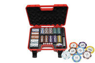 Las Vegas Poker Chip Set - 300pcs -  200-011