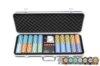Monte Carlo Poker Chip Set - 500pcs -  200-022