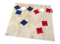 "Cornhole Toss Game Set - 2'x4'(48"") - 300-301"