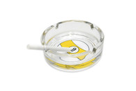 9 Ball Glass Ashtray - 094-502-9