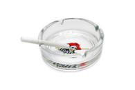 Pirates Glass Ashtray - 094-502-PIRATE