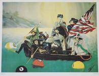 Billiard Poster #090-007