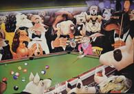 Billiard Poster #090-023
