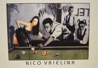 Billiard Poster #090-041