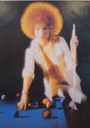 Billiard Poster #090-045