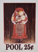 Billiard Poster #090-077