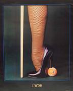 Billiard Poster #090-083