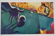 Billiard Poster #090-097