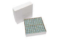Slip on Tip - 12.5mm - Box of 100 - 026-001-125