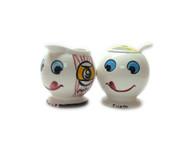 Cream & Sugar Ceramic - 079-902