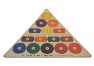 Billiard Coaster - 095-016