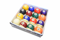 "Standard 2 1/4"" Billiard Ball Set - 042-001A"