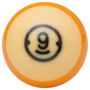 Brunswick Centennial Single #9 Ball - 040-001-9