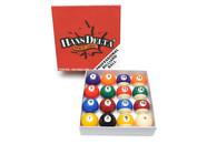Delta Professional Billiard Ball Set - 042-006A-DTA