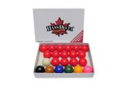 Delta Professional Snooker Ball Set - 043-002C-DTA