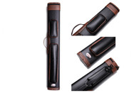 Delta Shooter 2x4 Case Brown - 033-023-6-BN