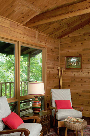 cabin-showing-western-red-cedar-wall-paneling-rafters.jpg