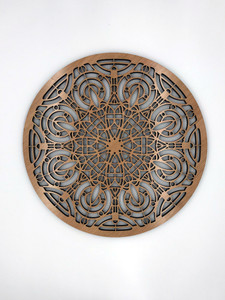 Francis Grille Medallion