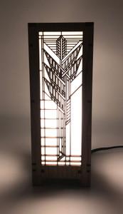 Sumac Art Glass Mini Lightbox