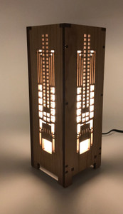 Hollyhock House Mini Lightbox